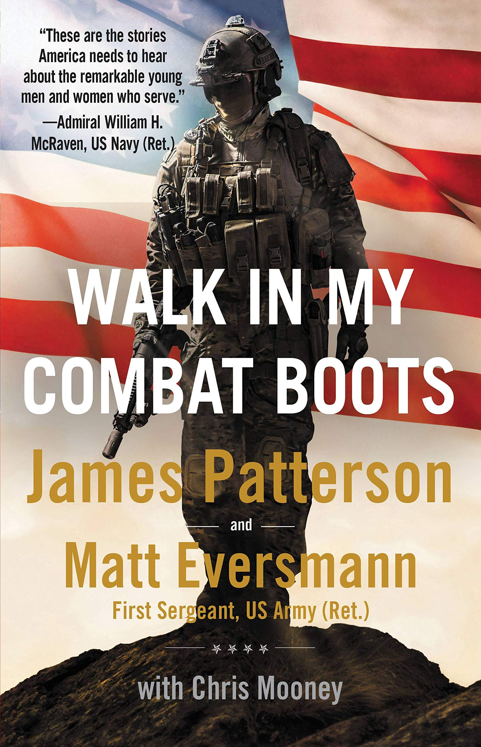 "Image for ""Walk in My Combat Boots"""