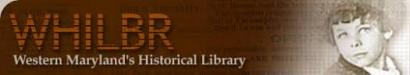 Western Maryland's Historical Library logo